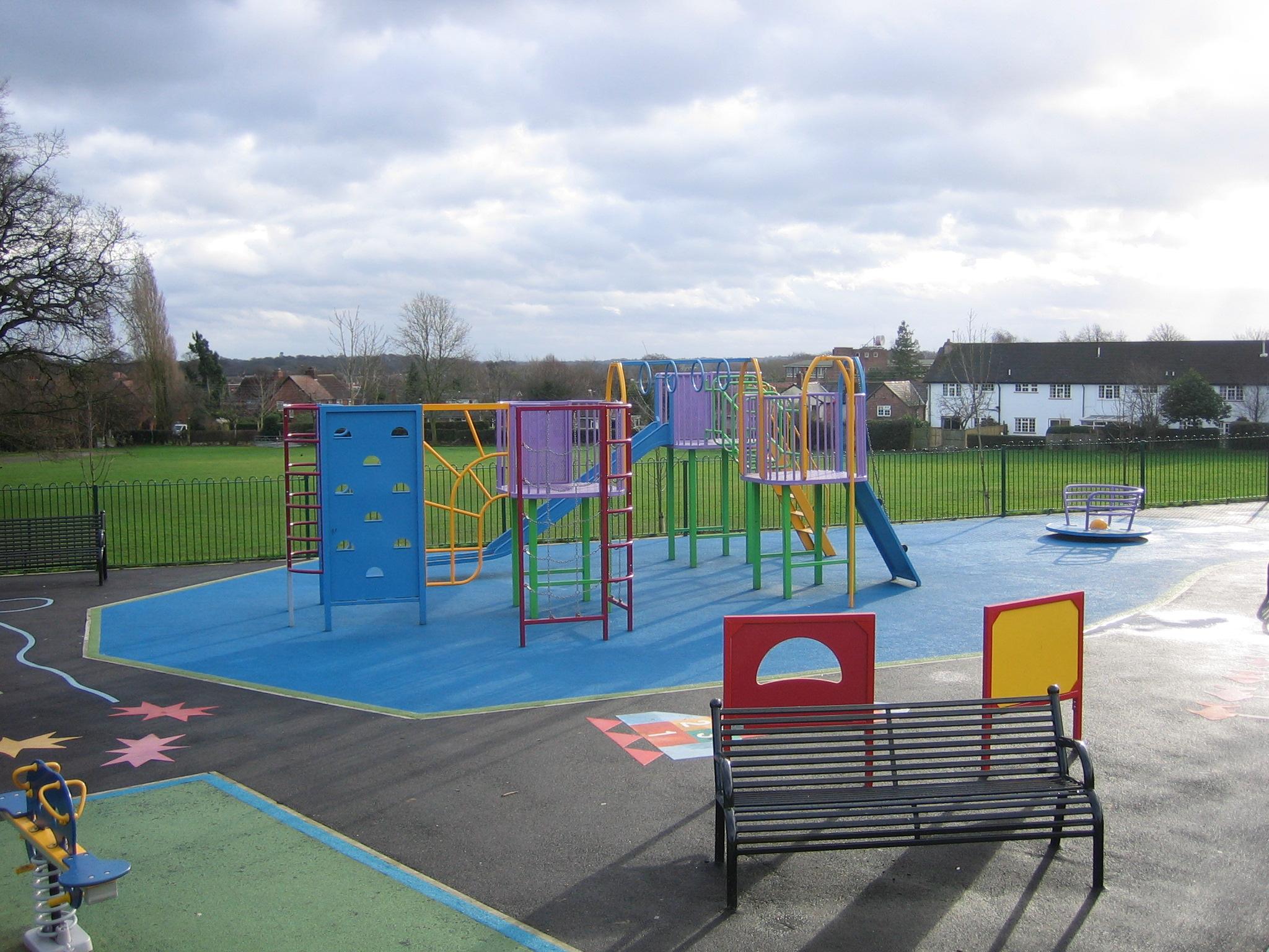 Playground & Field